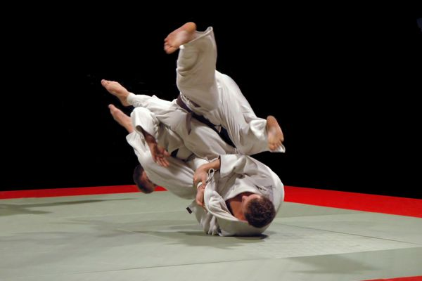 Throwing and Takedown
